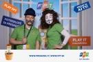 """PLAY IT! A na záver """"live"""" kampane na Národných Dní Kariéry v Bratislave, kde sme vyhrali cenu za najlepší stánok  a koncept. www.presadsa.it"""