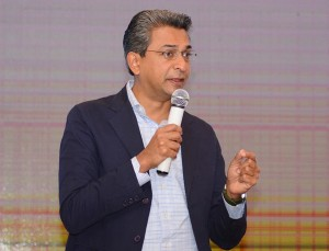 Mr. Rajan Anandan – Managing Director Google South East Asia and India