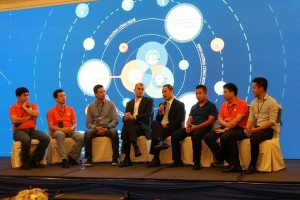 Panel discussions during FPT TechDay 2016