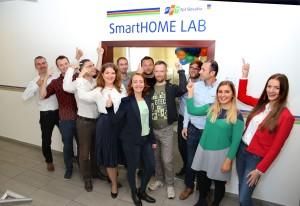 Smart HOME LAB  3